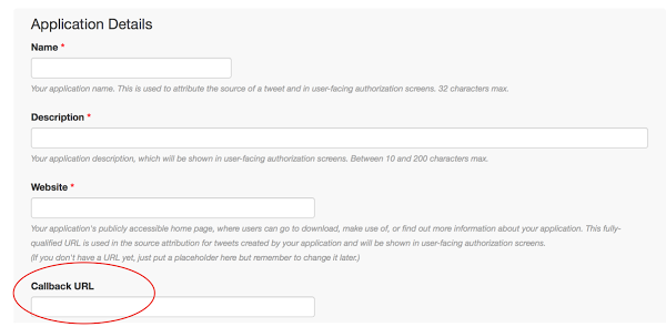 Firebase Social Authentication  Sign In with Twitter Account